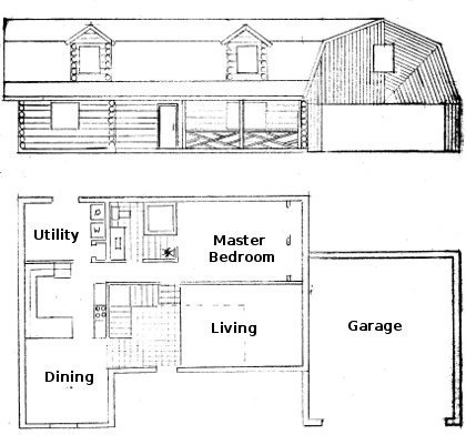 Example home electrical plan | Home plan