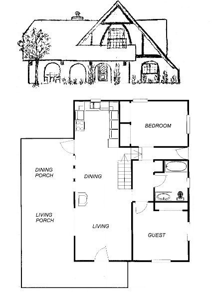 Pratt Living House Plans And Home Design